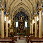 St Peter Catholic Church JC by Jennifer White