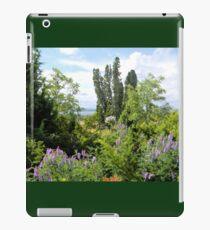 Rural Garden iPad Case/Skin