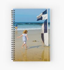 Portreath Delight Spiral Notebook