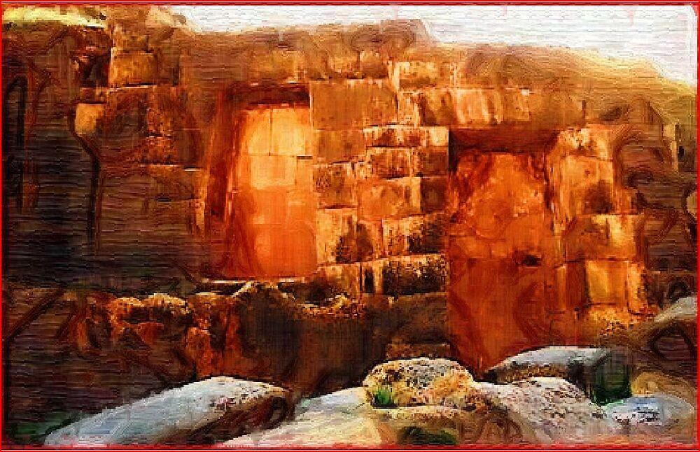 Inca Portals by dtomw