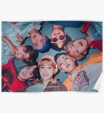 BTS Cute Group Poster - SG 2019  Poster