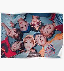 Póster Cartel lindo del grupo BTS - SG 2019