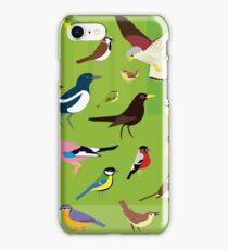 Oh Flock iPhone Case/Skin