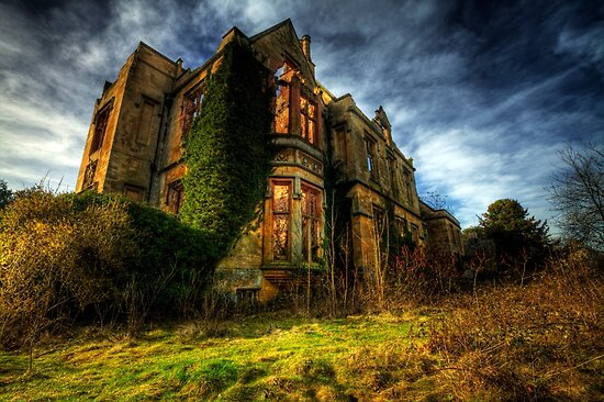 Nocton Hall by Paul Thompson Photography