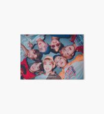BTS Cute Group Poster - SG 2019  Art Board