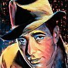 Humphrey Bogart by James Shepherd