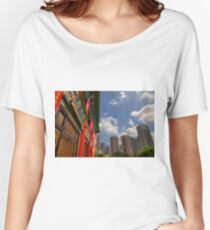 Wong Tai Sin Temple Women's Relaxed Fit T-Shirt
