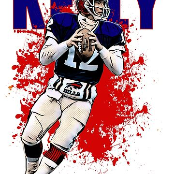 Jim Kelly by JTK667