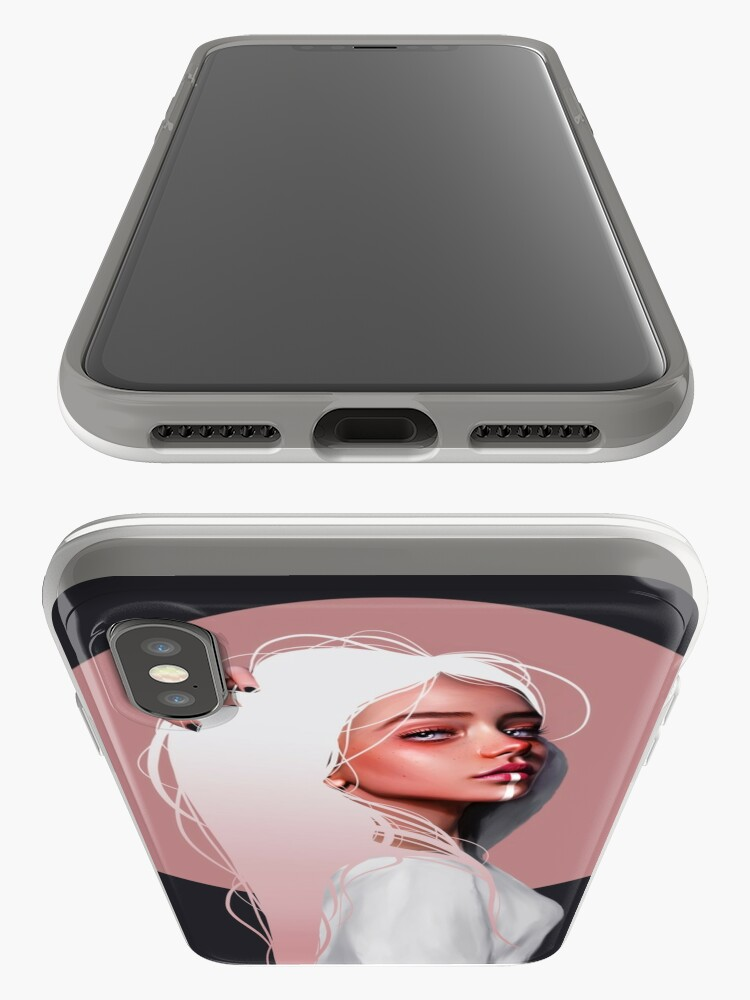 Alternate view of Josie IV iPhone Cases & Covers
