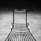 Garden chair. by Paul Pasco