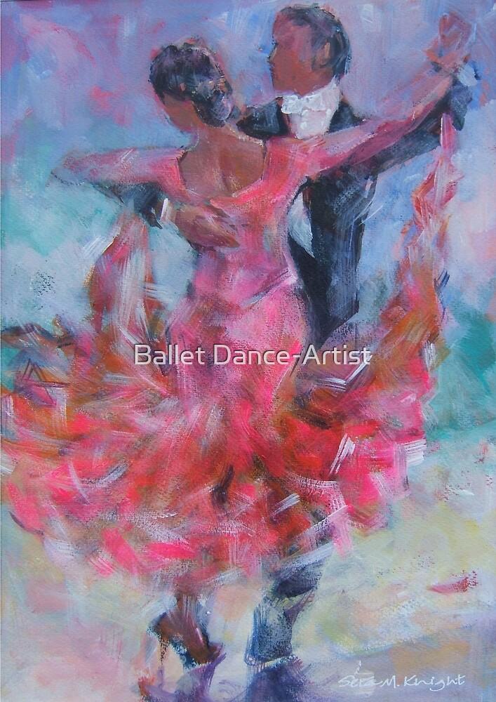 Ballroom Dancing - Dance Gallery by Ballet Dance-Artist