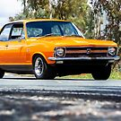 Orange LC Torana GTR XU-1 by Stuart Row