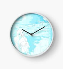 Little Mermaid Clock