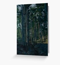 Wells woods Greeting Card