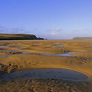 Cornwall: Emptiness in the Camel Estuary by Rob Parsons