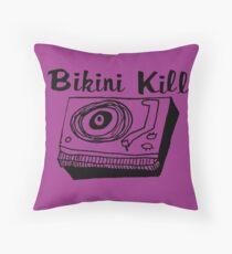 Bikini Kill Riot Grrrl Kissen