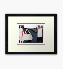 Bag Lady #2 Framed Print