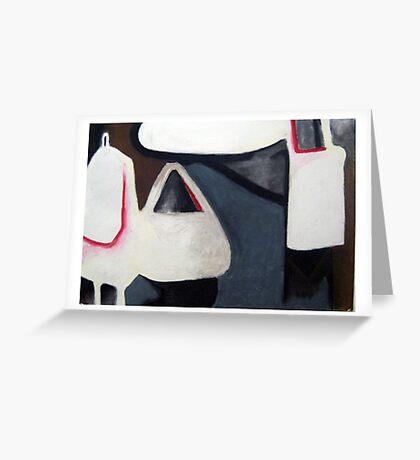Bag Lady #2 Greeting Card