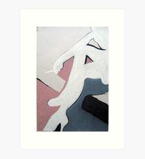 Tracey #2 Art Print