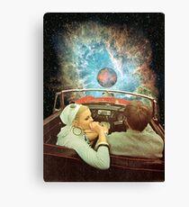 SPACE TRIP. Canvas Print