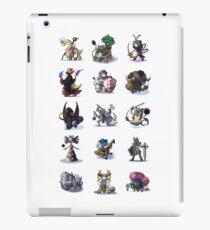 Final Fantasy Pokemon Collection Set 1 iPad Case/Skin