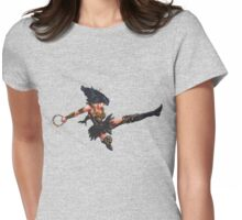 Xena Womens Fitted T-Shirt