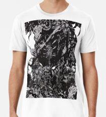 Blühender Beelzebub Männer Premium T-Shirts