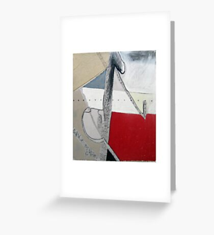 electricty Greeting Card