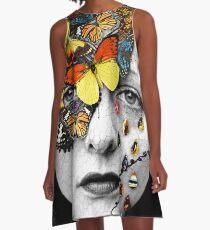 Butterfly Jewel. A-Line Dress