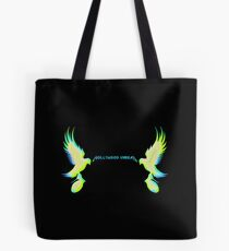 Hollywood Undead ~ Metallica font logo Tote Bag