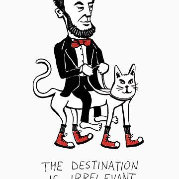 The Destination is Irrelevant by Sherlockwholmes