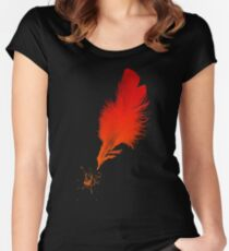 Red Quill Women's Fitted Scoop T-Shirt
