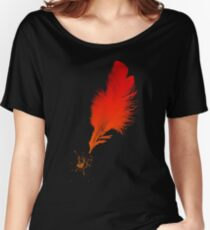 Red Quill Women's Relaxed Fit T-Shirt