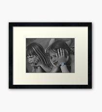 Boredom Framed Print
