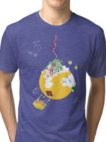 One Eyed Eater of Souls and Such Tri-blend T-Shirt