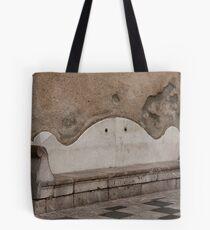 Piazza di Taormino Tote Bag