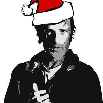 The Walking Dead - Rick Christmas by engyles