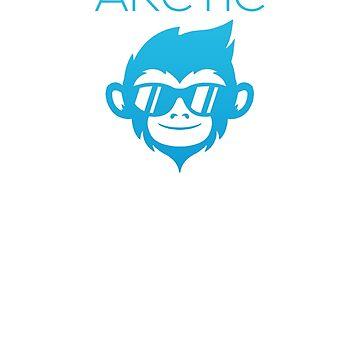 Arctic Monkey by classydesignz