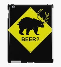 Beer Funny TShirt Epic T-shirt Humor Tees Cool Tee iPad Case/Skin