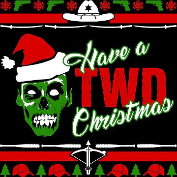 TWD Christmas - dark by engyles