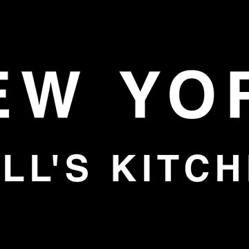New York | Hell's Kitchen by juliatleao
