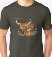 Coo's Lick Unisex T-Shirt