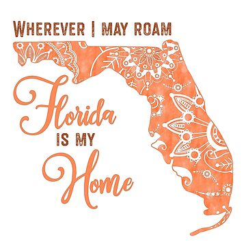 florida is my home by alphabetsoup