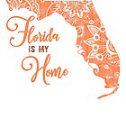 florida is my home by Lenore Locken