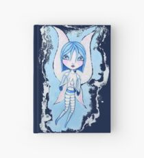 Water Fairy (Blue Version) Hardcover Journal