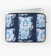 Water Fairy (Blue Version) Laptop Sleeve