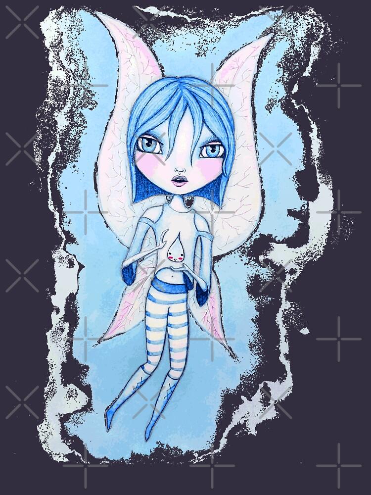 Water Fairy (Blue Version) by LittleMissTyne