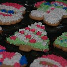 Christmas Cookies by Vonnie Murfin