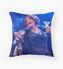 Patti LuPone as Joanne in Company Throw Pillow