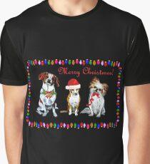 Christmas Trio Graphic T-Shirt